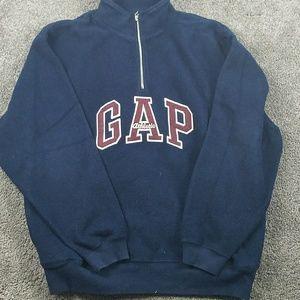 Vintage gap zip up size L